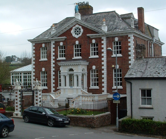 Eagle House Hotel, Launceston