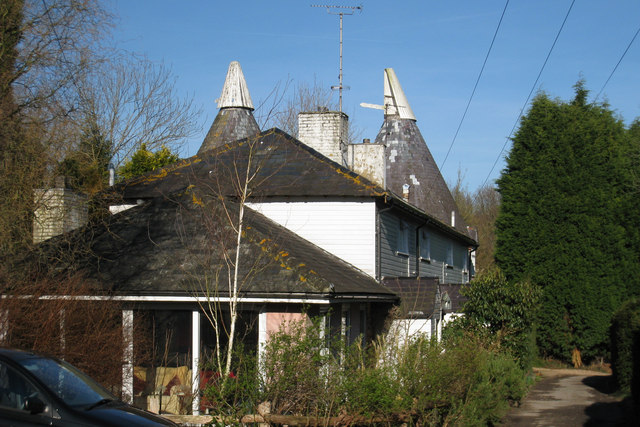The Oast House, Eighteen Pounder Lane, Westfield, East Sussex