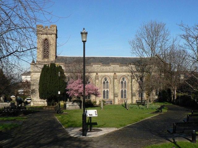 Ryde: parish church of St. Thomas