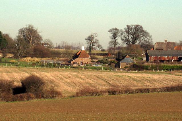 Copshall Oast, Butchers Lane, Guestling Thorne, East Sussex