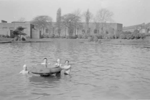 Reservoir, Basford Waterworks