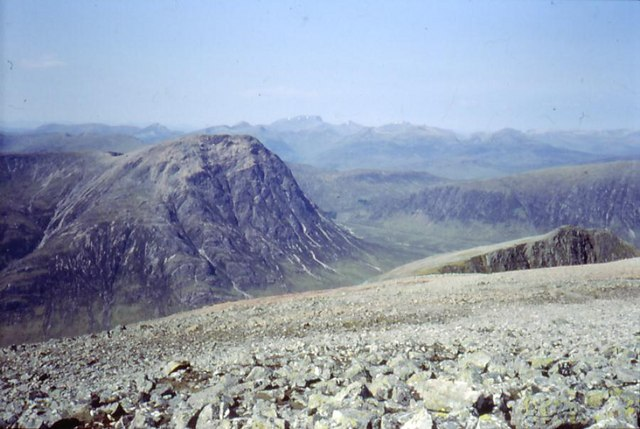 North ridge of Creise