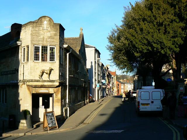 The Greyhound Inn, Lansdown, Stroud