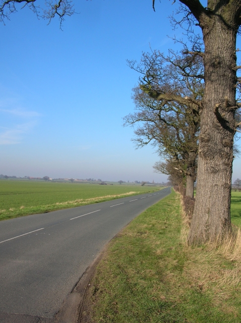 Road to Stillingfleet