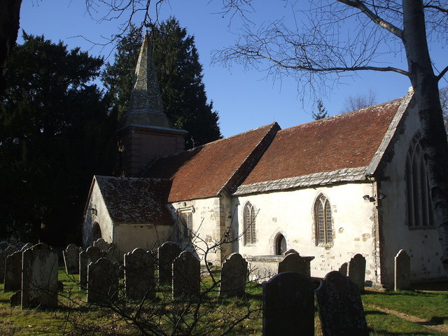 St Nicholas Church, Brockenhurst