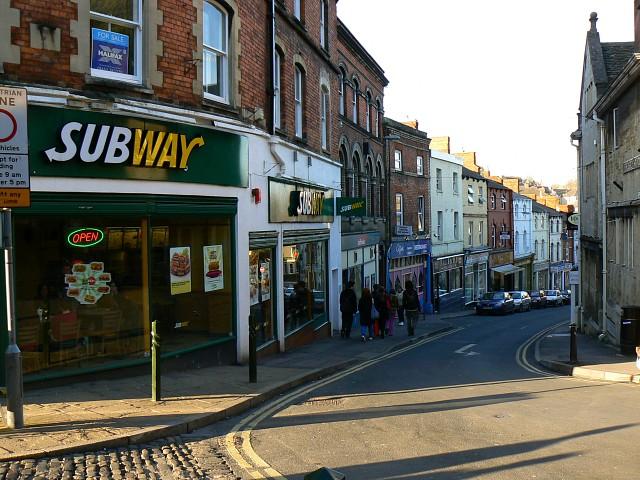 Gloucester Street, Stroud