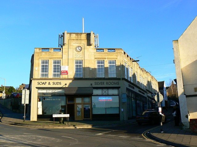 The Co-operative Building, Nelson Street, Stroud