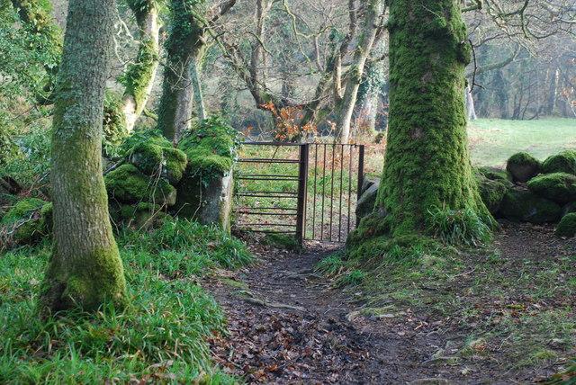 Giât Mochyn - Kissing Gate