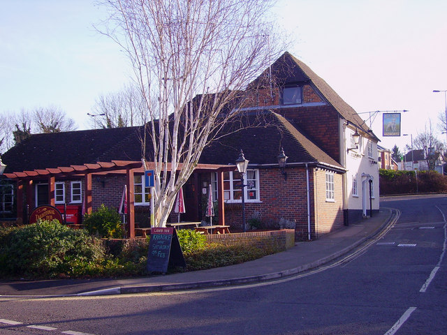 Andover - The Lamb, Public House