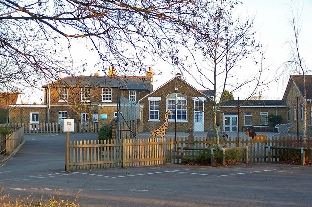 Newington CE (Controlled) Primary School