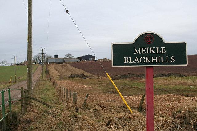Meikle Blackhills Farm