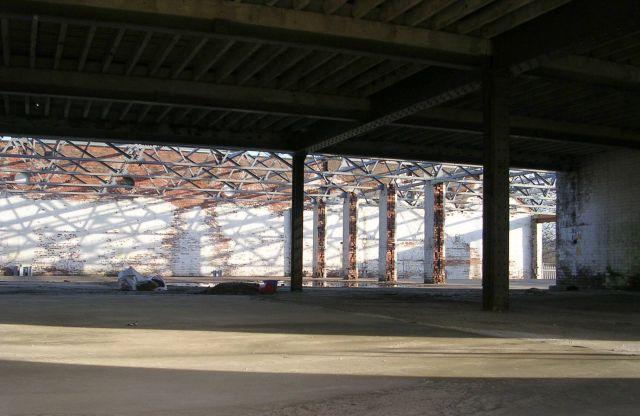 Tradex - New Street, Farsley - Interior shot