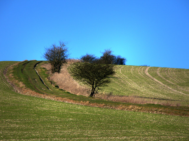 South Downs Way, Pen Hill