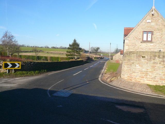 Stony Houghton - B6417 View