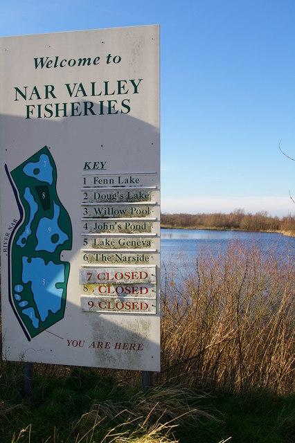 Nar Valley Fisheries