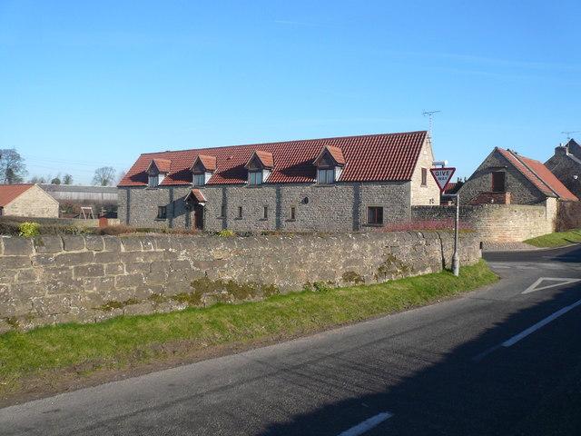 Stony Houghton - Green Lane View