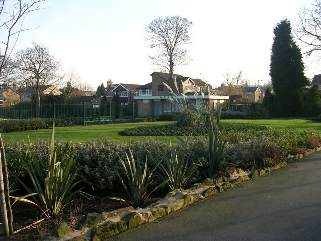 West Royd Park - New Street, Farsley