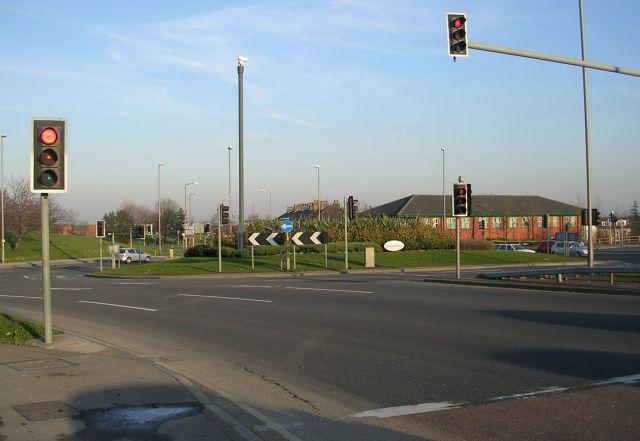 Dawson's Corner Roundabout