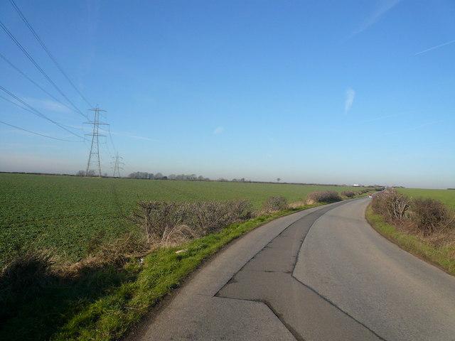 Losk Lane View