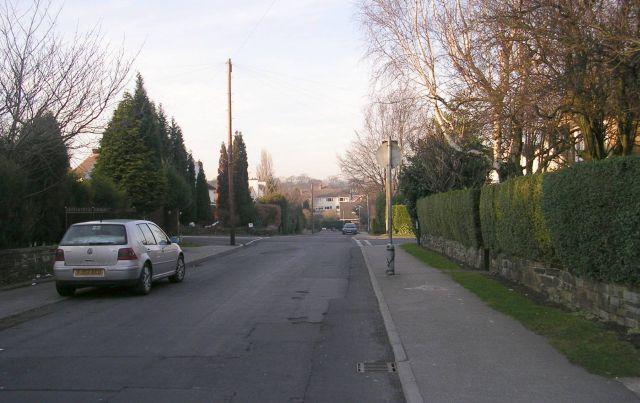 Woodhall Park Drive