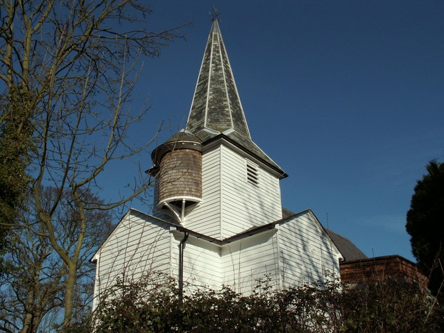St. Mary & St. Edward: parish church of West Hanningfield