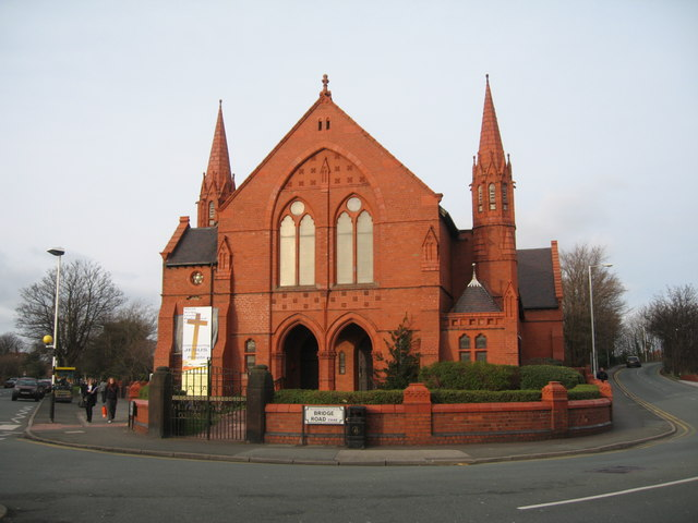 West Kirby United Reformed Church, Meols Drive.