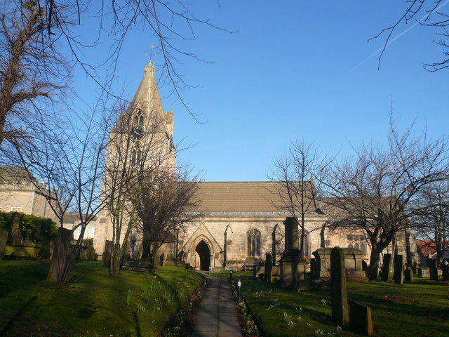 Mansfield Woodhouse - St. Edmund's Church