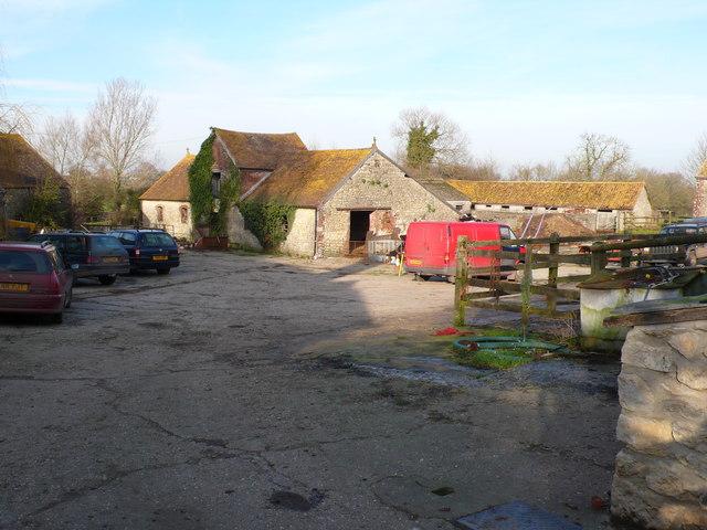 Cannings Court Farm, Pulham, Dorset