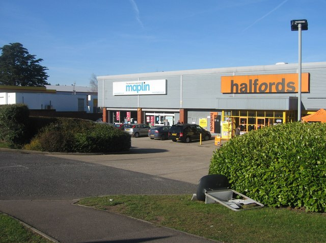 Maplin & Halfords