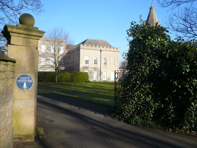 Mansfield Woodhouse - Manor House View