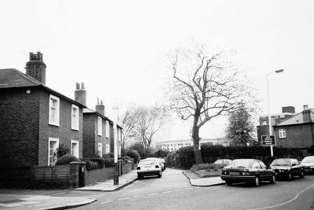 Deans Villas, Mattock lane, Ealing