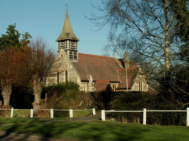 All Saints; the parish church of East Hanningfield