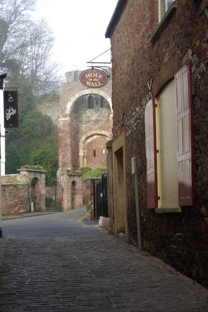 Little Castle Street, Exeter