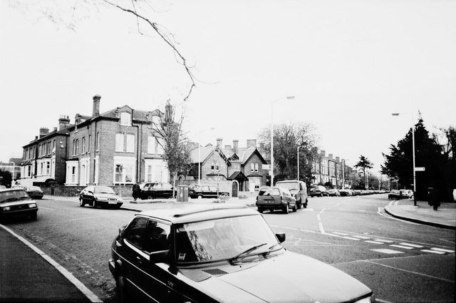 Mattock Lane & Churchfield Road, Ealing