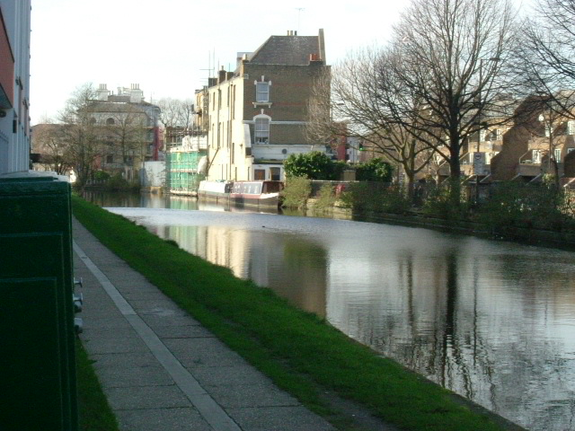 Grand Union Canal - Harrow Road