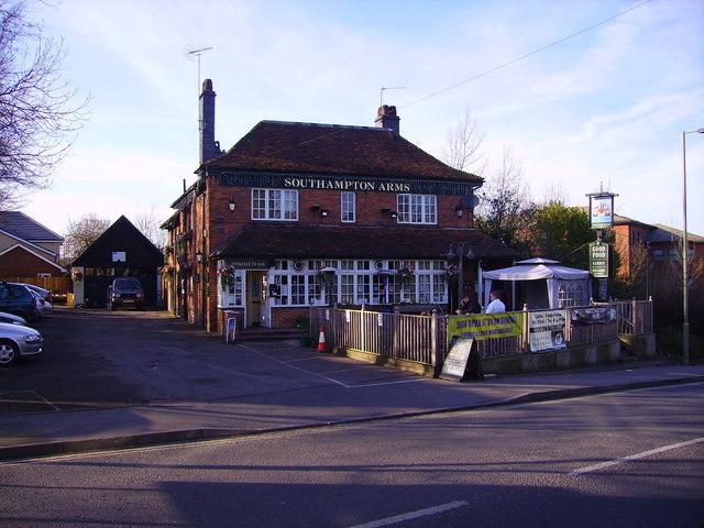 Andover - The Southampton Arms