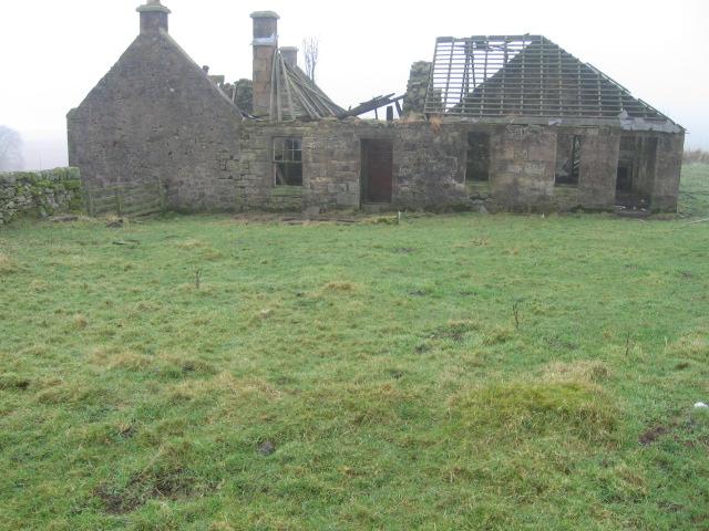 Ruin of Old Brandleys