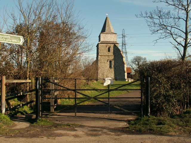St. Margaret's: the parish church of Bowers Gifford