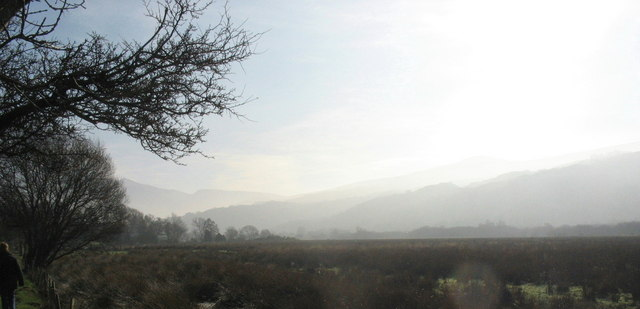 A misty mid-day on the Rhythallt flood plain