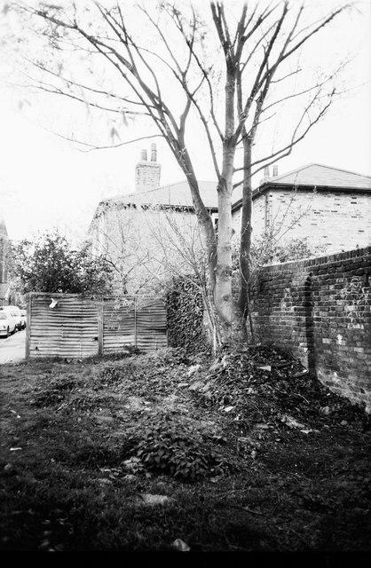 Land near St John's Church, Mattock lane