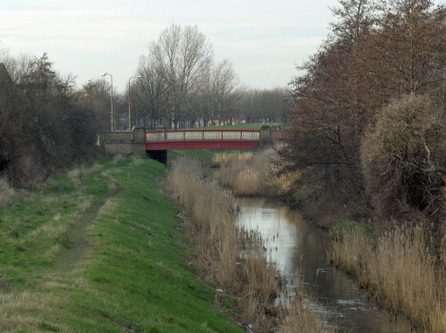 Barmston Street Bridge
