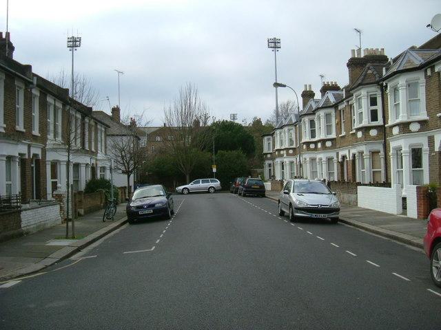 Stanlake Road, W12