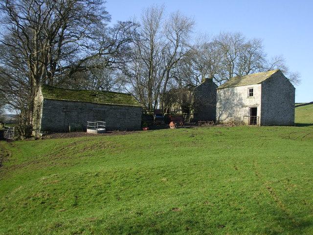 Barns at Hury