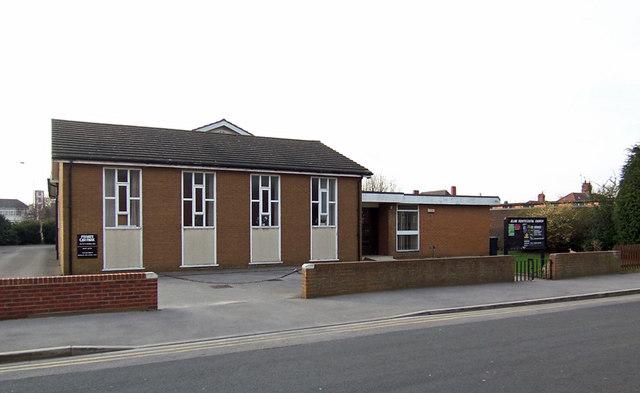 Elim Pentecostal Church, Hull
