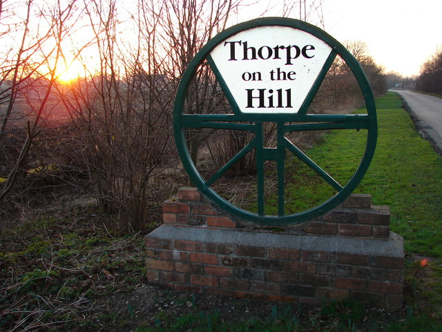 Thorpe on the Hill