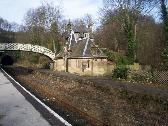 Cromford Railway Station