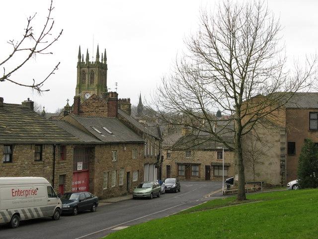Guy Street, Padiham, Lancashire