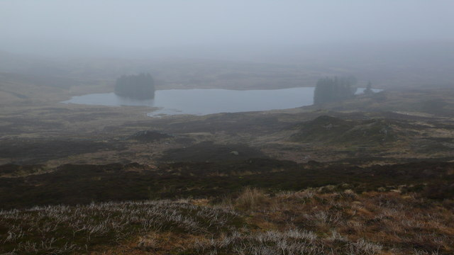 Misty Loch Farleyer