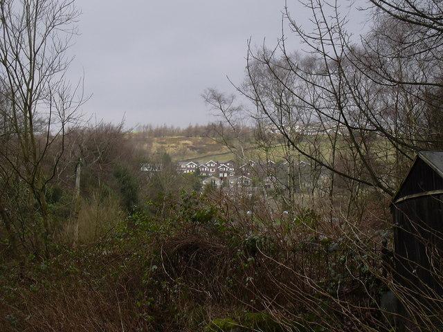 Fernhill from Lee Mill