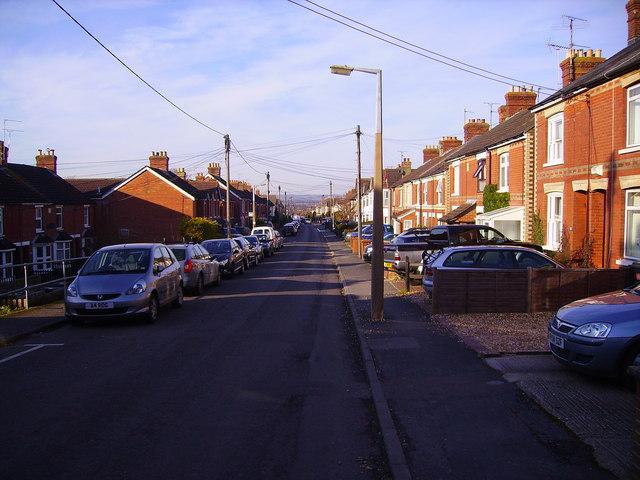 Andover - Old Winton Road
